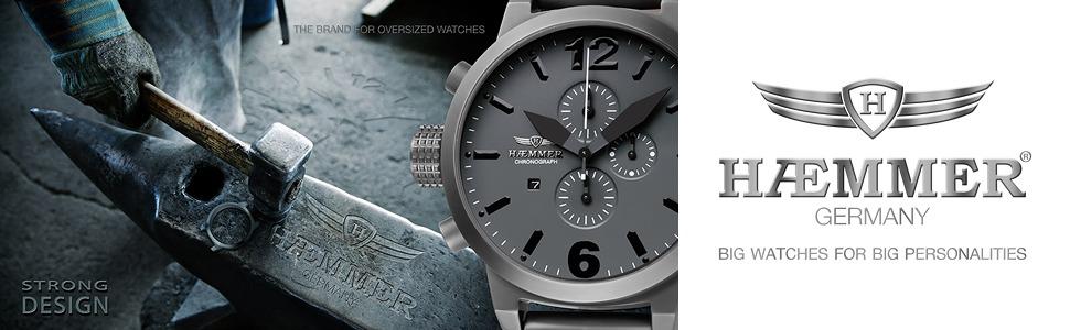 Hoe kunt u uw Haemmer horloge repareren ?