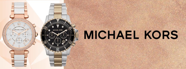 Hoe kunt u uw Michael Kors horloge repareren ?